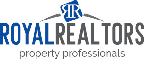 Royal Realtors, Estate Agency Logo