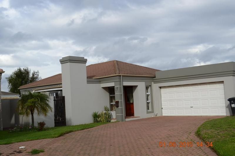 Property For Rent in Kleinbron Estate, Cape Town 1